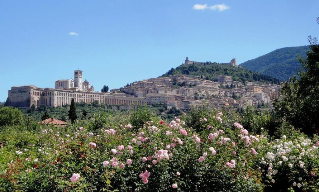 Assisi!